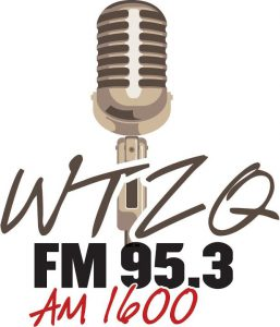 Image of microphone and letters WTZQ